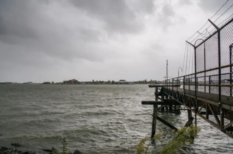 L'uragano Ida era così potente che ha invertito il flusso del Mississippi