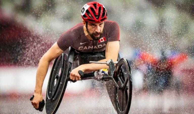 Brent Lakatos nominato portabandiera del Canada per le Paralimpiadi di Tokyo 2020